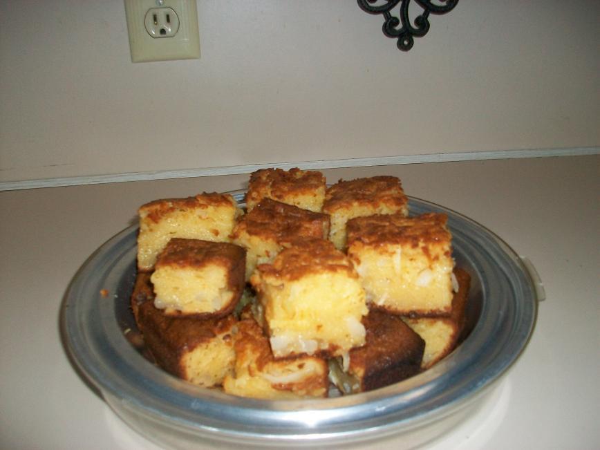 Mochiko Cake Maria D Clark