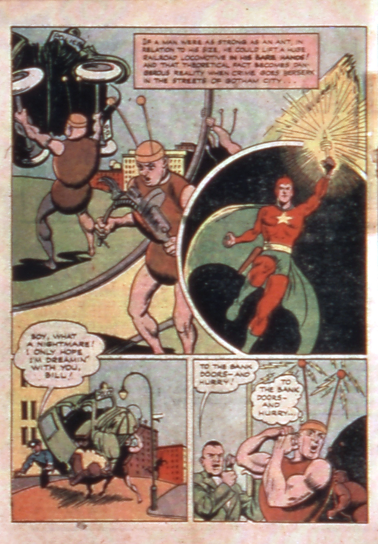 Read online All-Star Comics comic -  Issue #18 - 35
