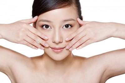 Bài tập tổng hợp giúp giảm nếp nhăn da mặt