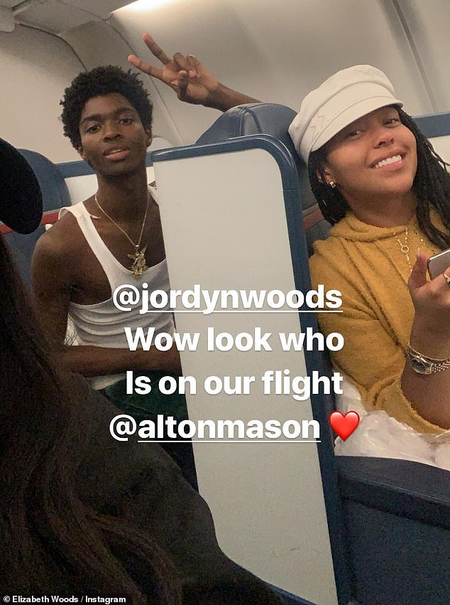 Jordyn Woods shares selfies from Nigeria as claims surface that Tristan Thompson is 'hooking up'