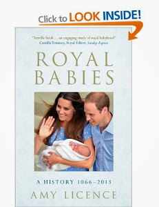 Out now, Royal Babies, A History 1066-2013