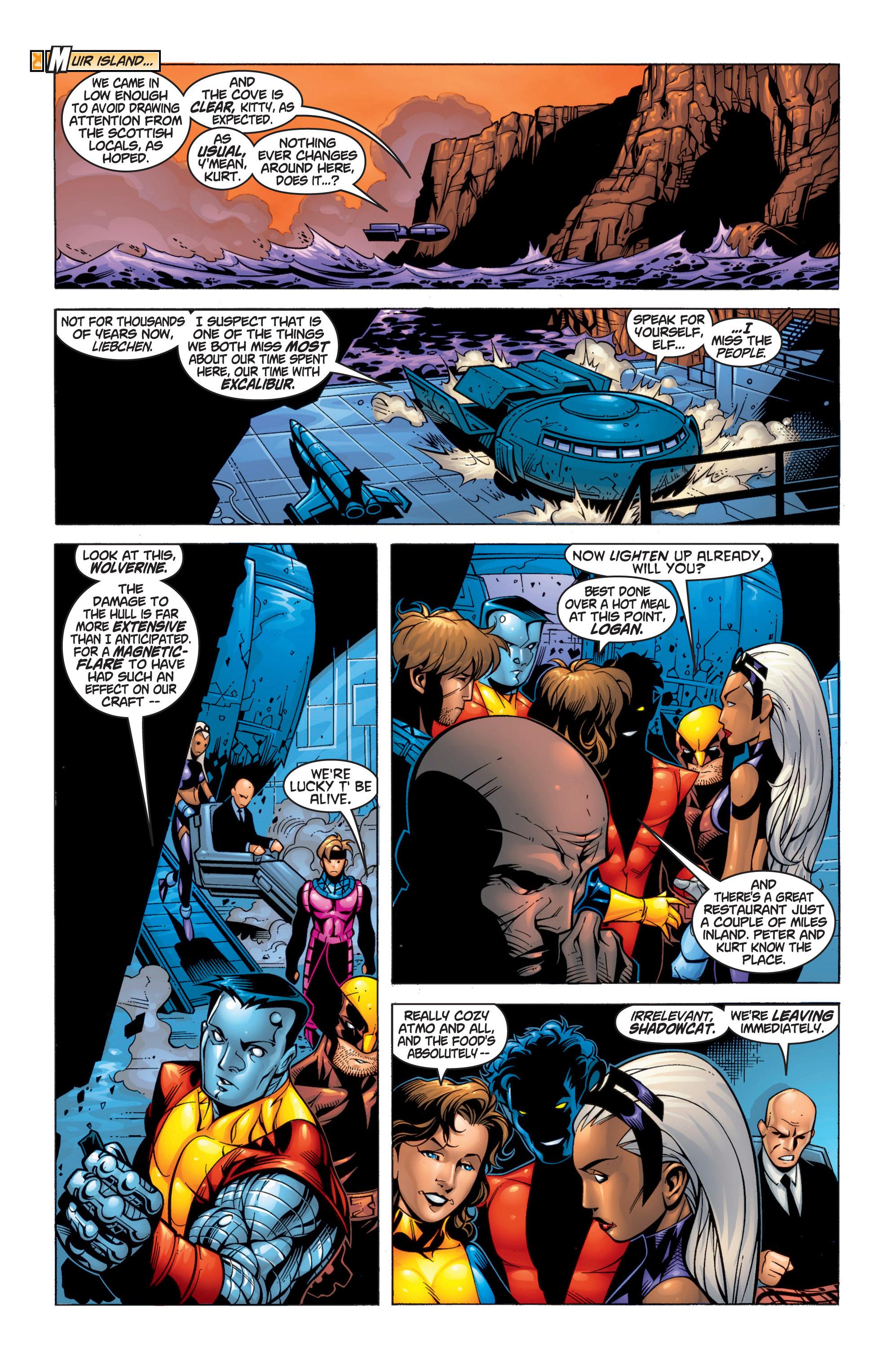 Read online Uncanny X-Men (1963) comic -  Issue #371 - 14