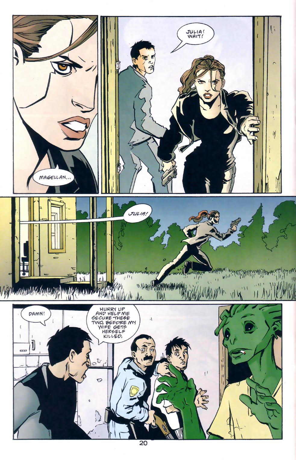 Read online Midnight, Mass comic -  Issue #2 - 21