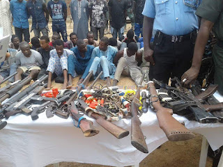 Police apprehends Kidnappers on Abuja-Kaduna Highway,recovers Jewelries and lots more