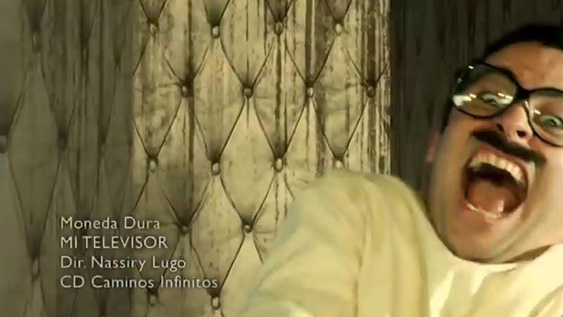 Moneda Dura - ¨Mi televisor¨ - Videoclip - Dirección: Nassiry Lugo. Portal Del Vídeo Clip Cubano - 10