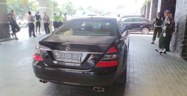 SBY Bersedia Kembalikan Mobil Presiden yang Masih Dipinjam