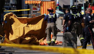 north york toronto van terror attack