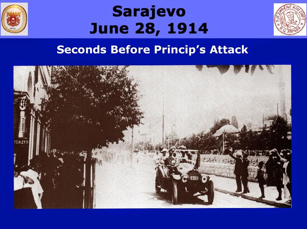 Roads To The Great War Sarajevo 28 June 1914 100 Years
