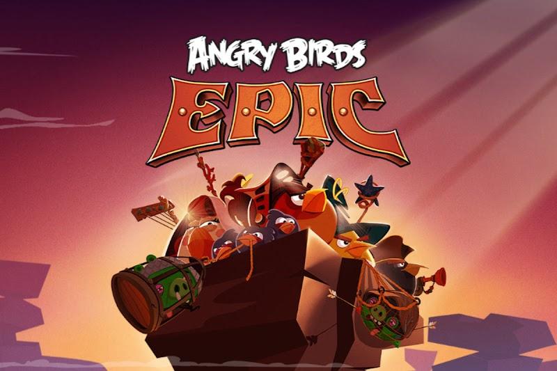 Angry Birds Epic RPG v3.0.27463.4821 Apk Mod+Data [Dinheiro Infinito]