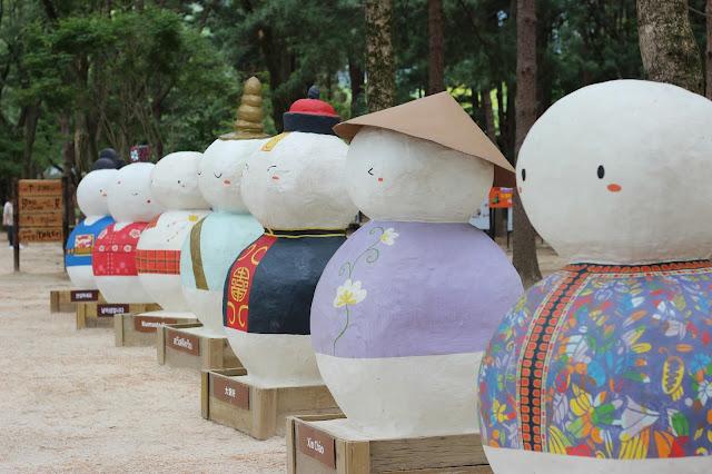 Trip to Korea: Nami Island (COMING SOON)