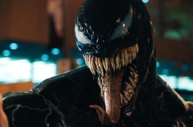 Venom,REVIEW VENOM
