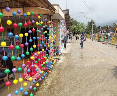 Desa Wisata Kampung Pelangi Bejalen Ambarawa