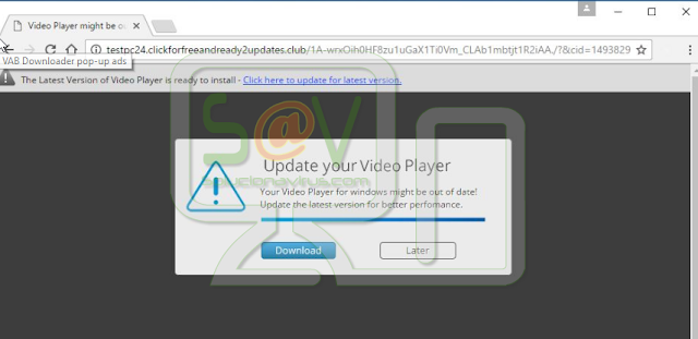 VAB Downloader (Adware)