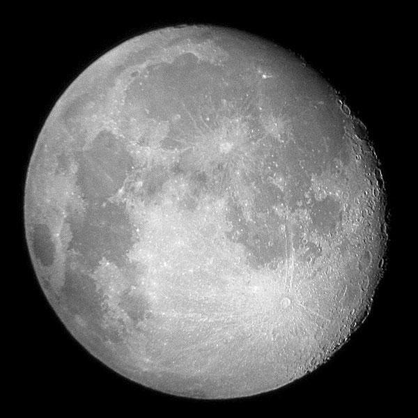 Sistema Solar: Fases da Lua