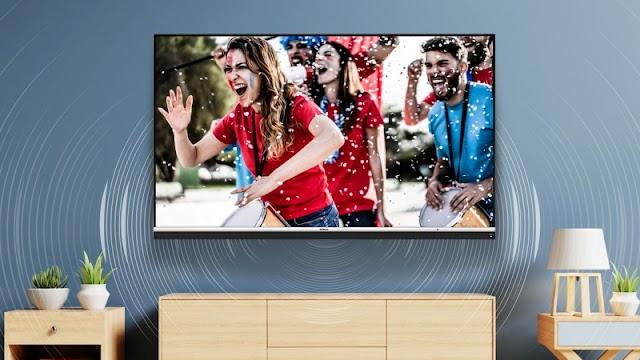 Nokia Smart TV 65 inch LED 4K ra mắt: Viền màn hình siêu mỏng, loa JBL, hỗ trợ Google Assistant