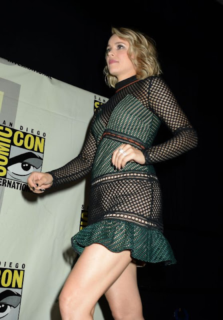 Rachel McAdams – Doctor Strange Press Panel at Comic Con in San Diego