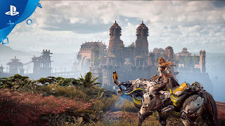 HORIZON ZERO DAWN pc game wallpapers|screenshots|images