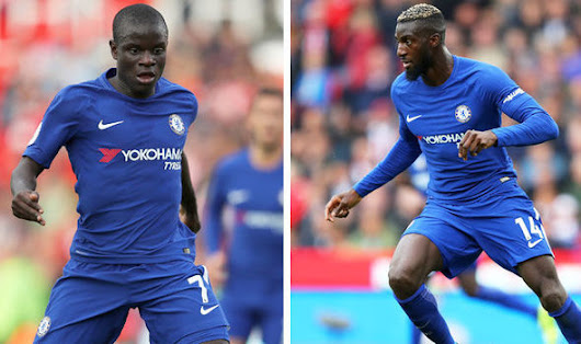 N'Golo Kante makes honest admission about Tiemoue Bakayoko at Chelsea