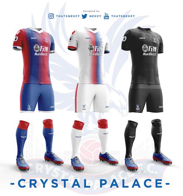 2017-18 Premier League Concept Kits - All Premier League