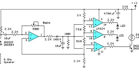 sound pressure meter