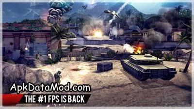 Modern Combat 4 Zero Hour Tank Guide Apk