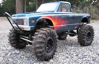 RC Mud Trucks