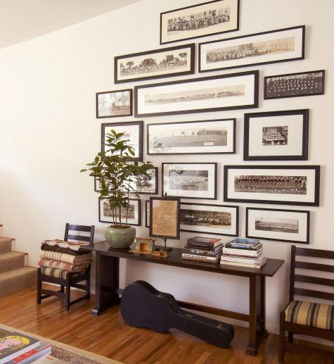 15 Ways To Decorate A Hallway: Home Quotes: Theme Inspiration: 15 Hallway Decorating Ideas