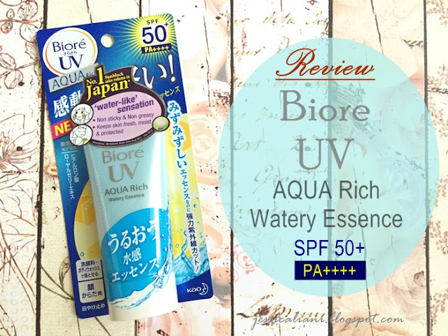 kem chống nắng, biore, review bioré uv aqua rich, biore uv aqua, bioré uv aqua rich watery essence, biore nội địa nhật, biore xách tay