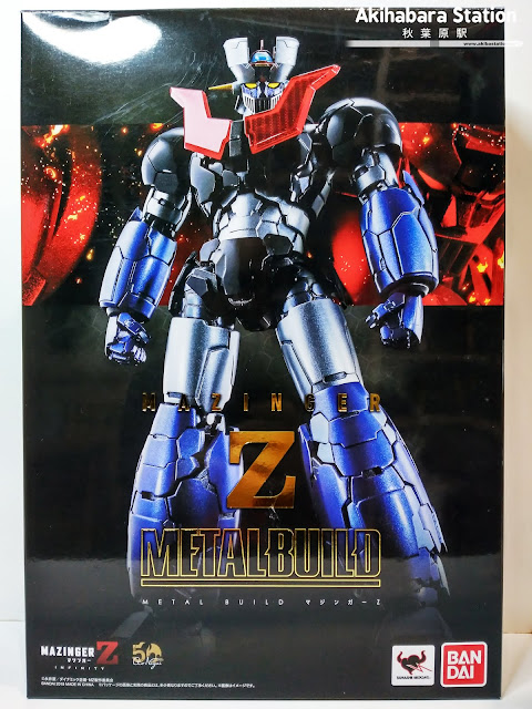 Metal Build Mazinger Z de Mazinger Z / Infinity - Tamashii Nations