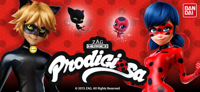 Juguetes Ladybug Disney de Bandai - blog mama de noa