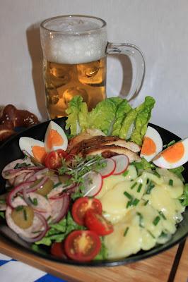 Oktoberfest-Salat