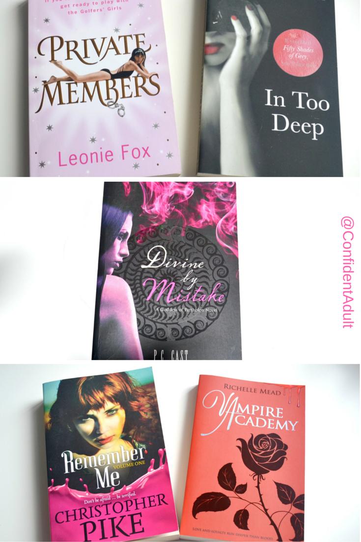 Adult Lesbian Books