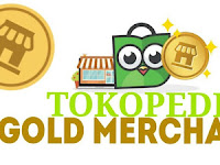 Top Up Saldo Via Merchant (Tokopedia)