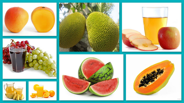 Why eat fruit in summer? What fruit do you eat?