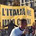 I sovranisti di Alemanno in piazza con Salvini a Roma: l'Italia non è una colonia