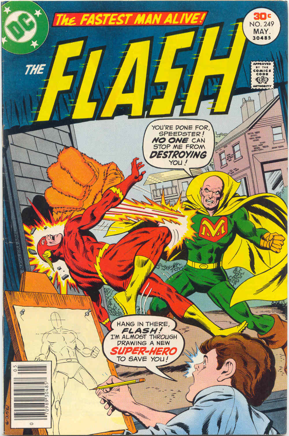 The Flash (1959) 249 Page 1