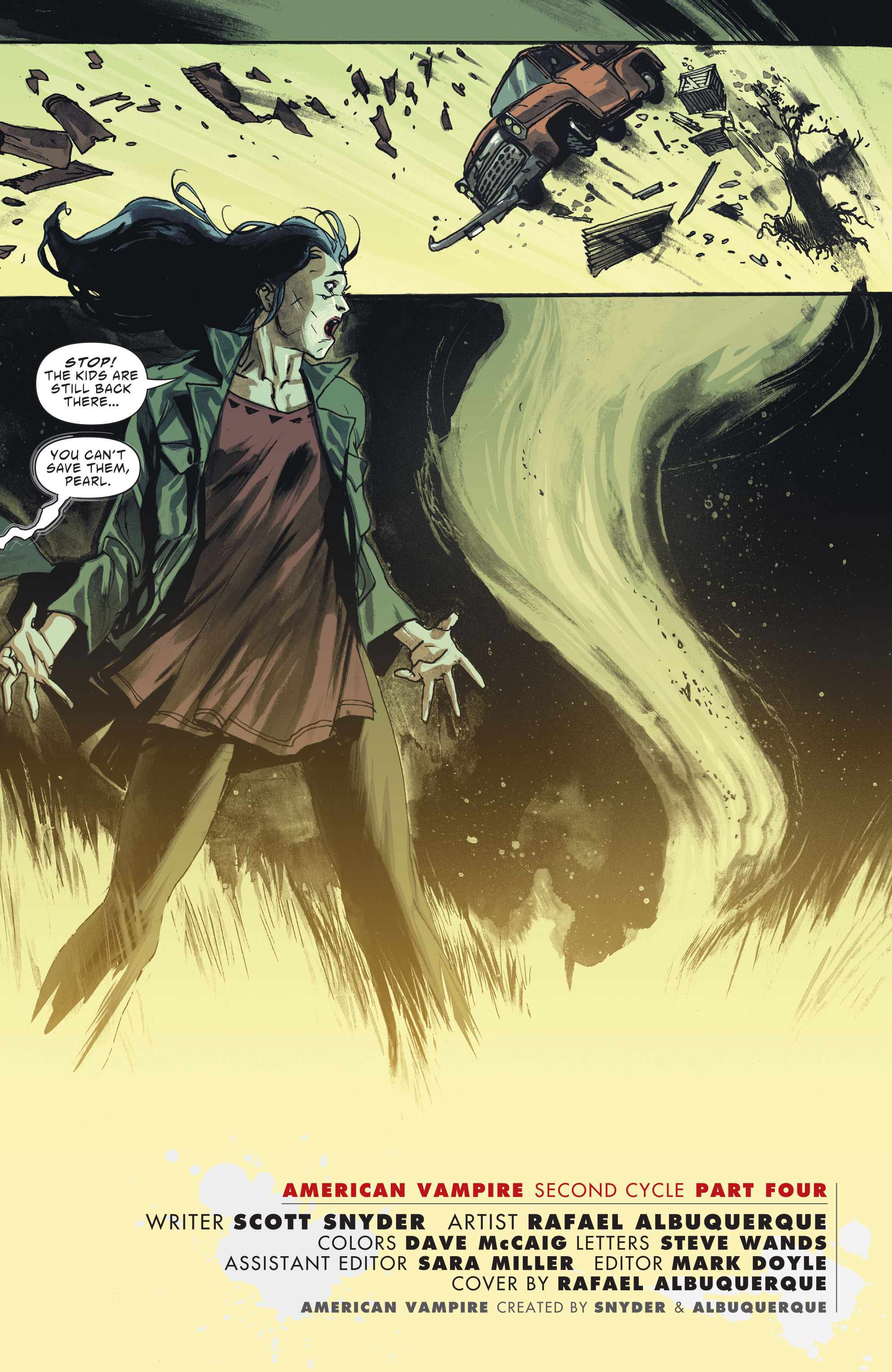 Read online American Vampire: Second Cycle comic -  Issue #4 - 3