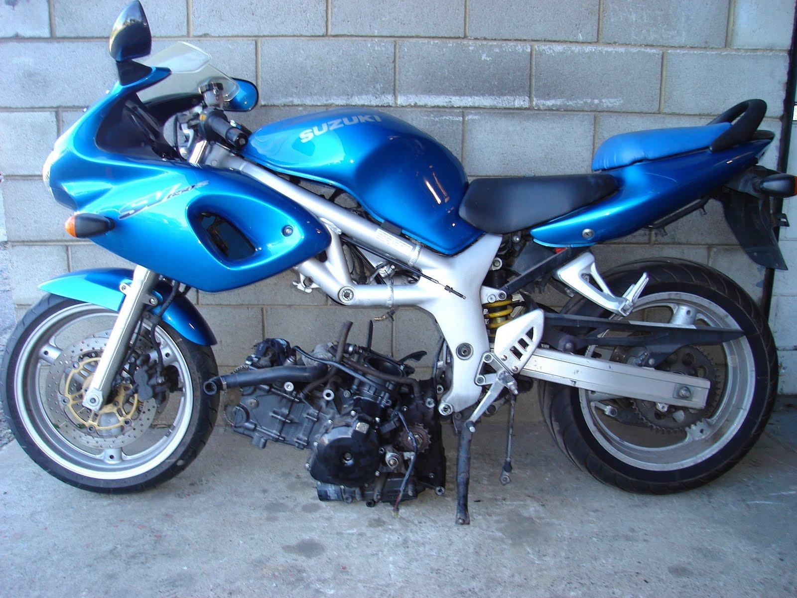 Suzuki SV 650 - Motociclismo