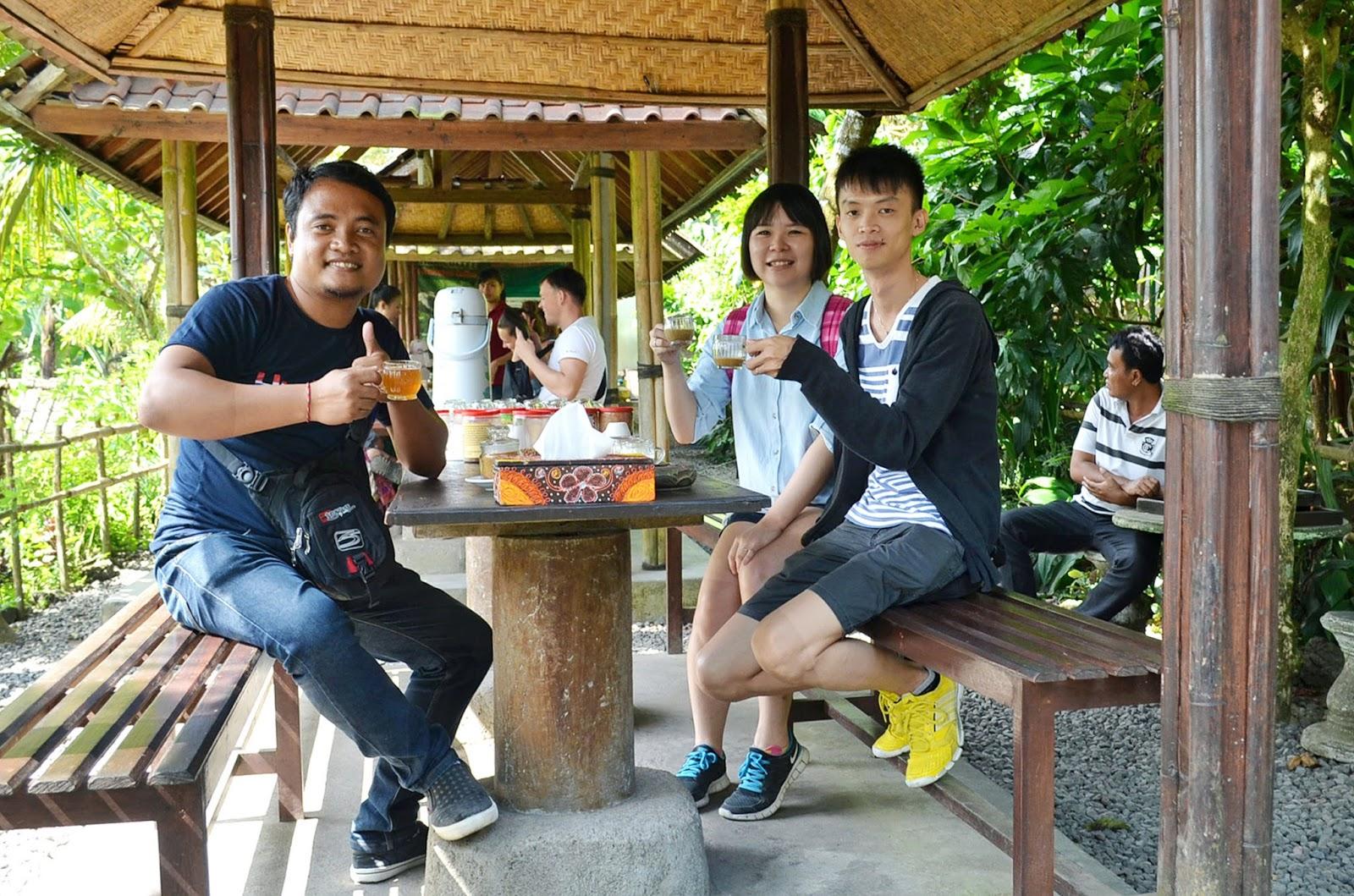Bali Coffee Plantation   robusta, arabica and luwak coffee  Kopi Luwak Coffee Plantations