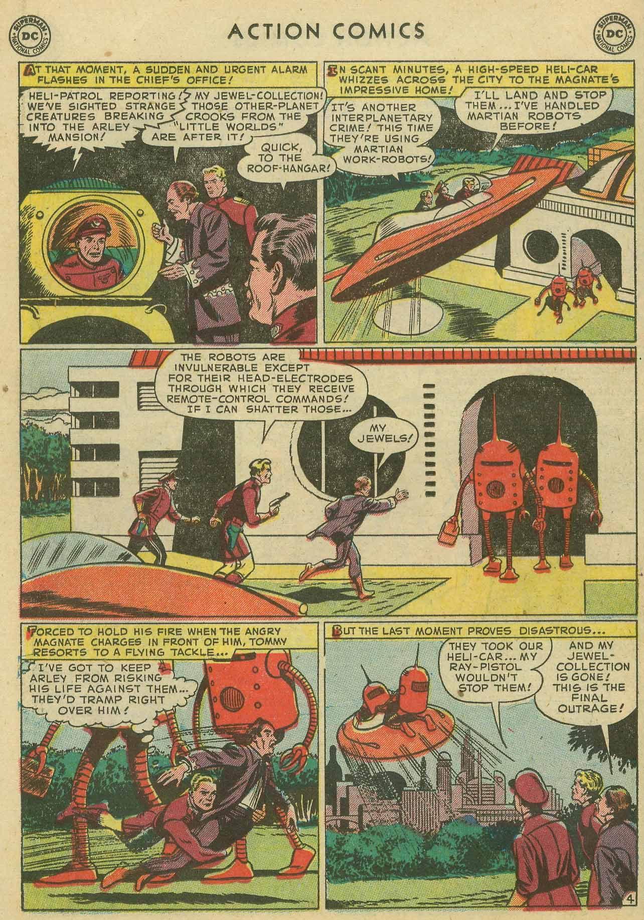 Action Comics (1938) 160 Page 19