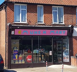 Munch Mart in Ipswich