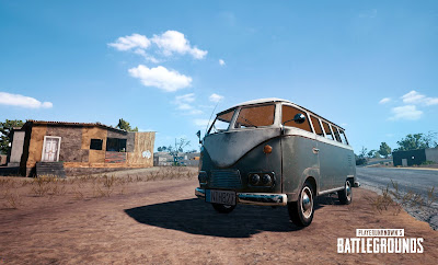 3 רכבים חדשים, קמפיין ויותר הרס מבנים בדרך אל PlayerUnknown's Battlegrounds; הצצה ראשונה נחשפה