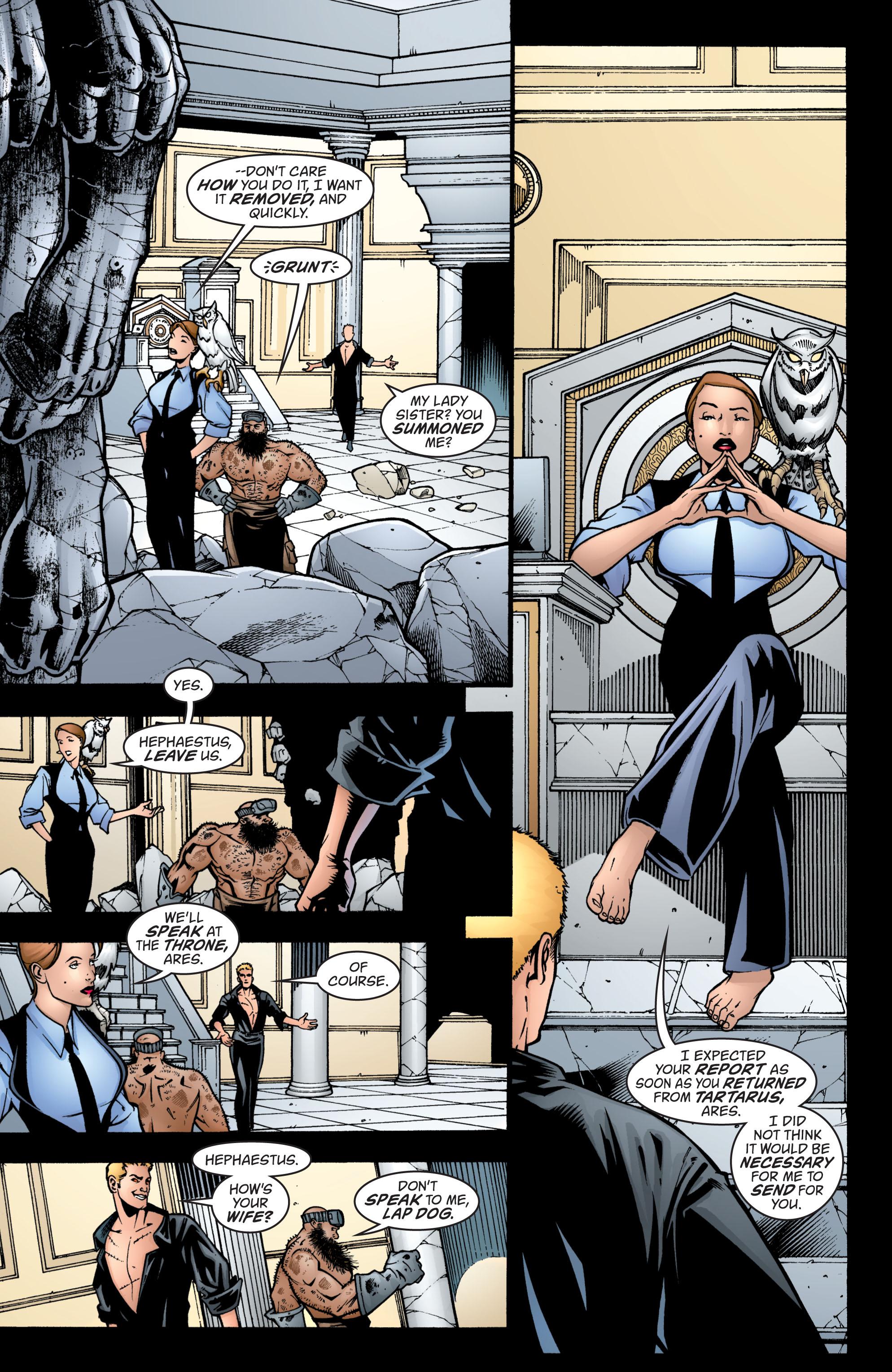 Read online Wonder Woman (1987) comic -  Issue #214 - 3