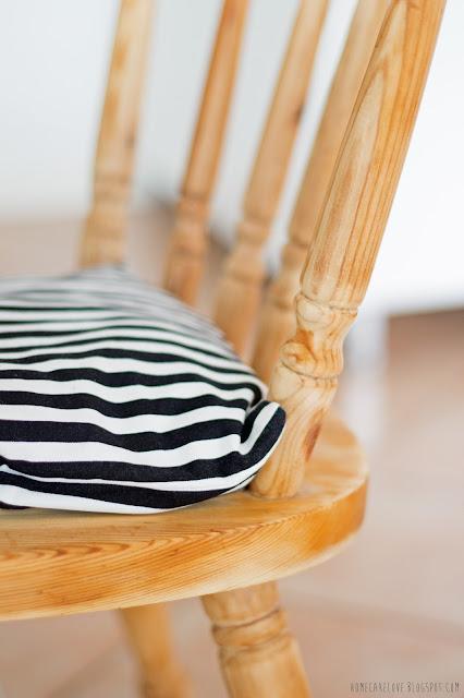 upcyling, aus alt mach neu, diy, alt mit neu kombinieren, vintage, mix and match, alter Stuhl mit modernem kombinieren