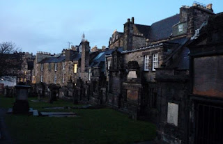 Cementerio de Gryfriars.