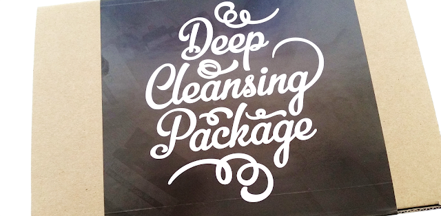 Unboxing: Klairs Deep Cleansing Package