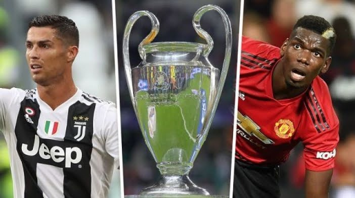 Dove Vedere Manchester United-JUVENTUS Streaming | Video Diretta Champions League