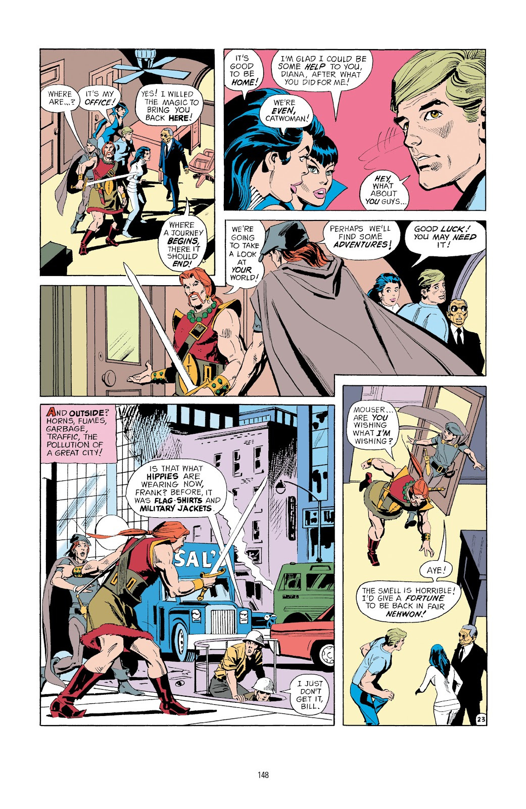 Read online Catwoman: A Celebration of 75 Years comic -  Issue # TPB (Part 2) - 49