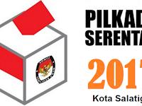 Update Terbaru Hasil Quick Count Pilkada / Pilwalkot Salatiga 2017
