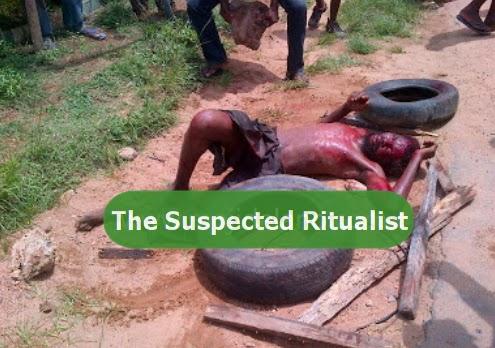 ritualist ring road ibadan